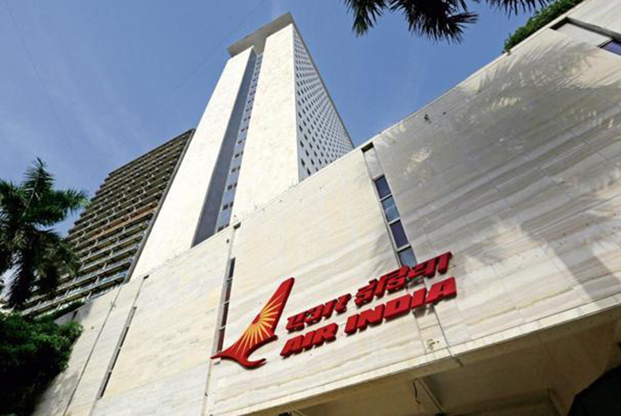 Air India building sale