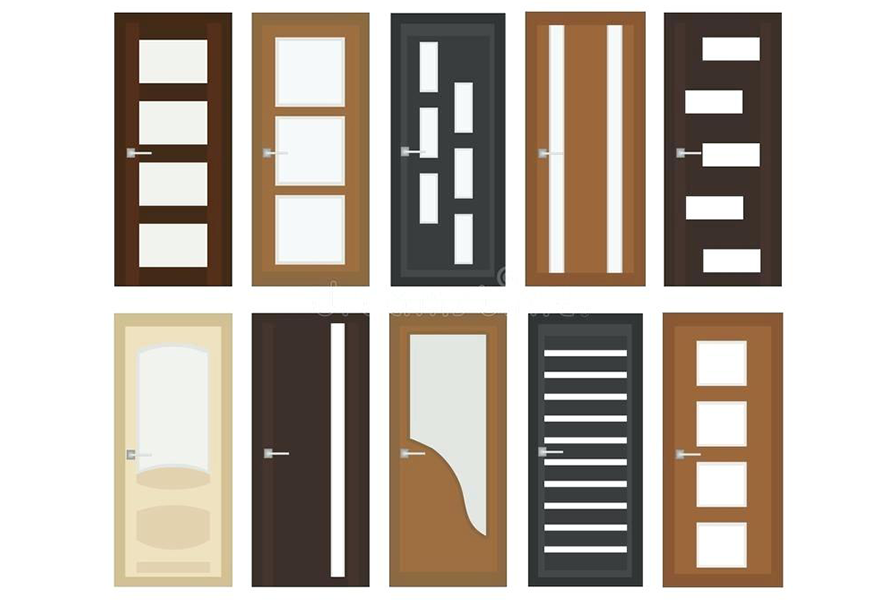 Types Of Doors Based On Material Of Manufacture Different Types Of