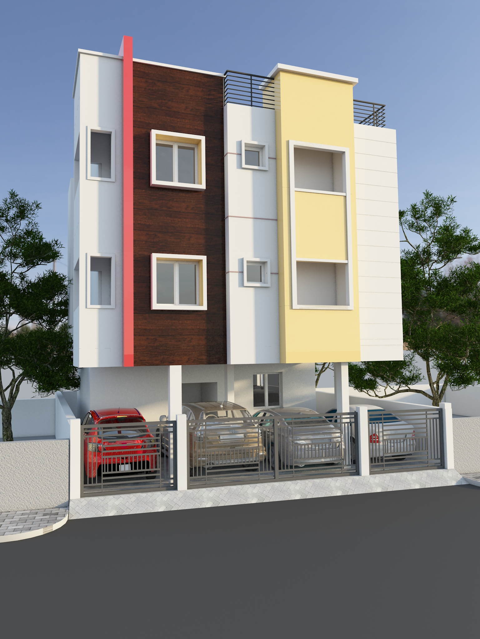 Flats for Sale in Ayanavaram | 2 BHK Apartments in ...